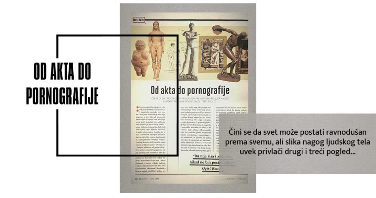 OD AKTA DO PORNOGRAFIJE (Esquire, jun 2018)